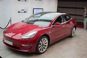 Tesla Model X Prix Ttc : tesla model 3 for me formidable vid o en direct du mondial de paris 2018 ~ Medecine-chirurgie-esthetiques.com Avis de Voitures