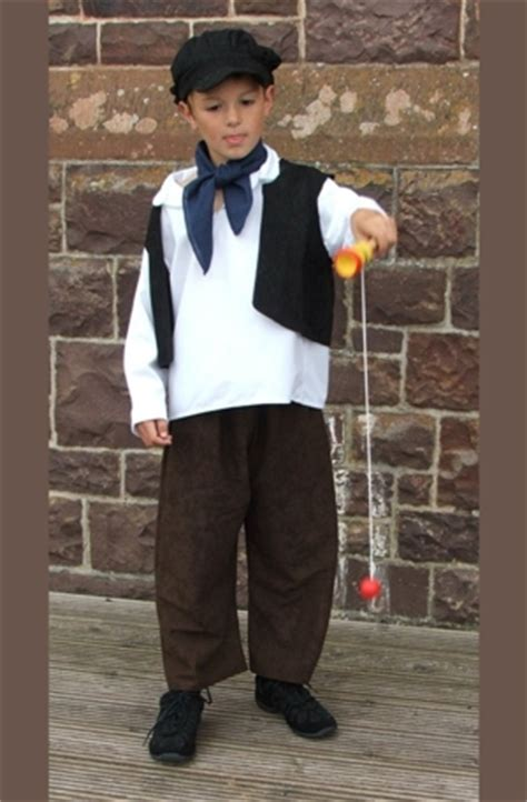 The Victorian School Victorian schoolboy costumes