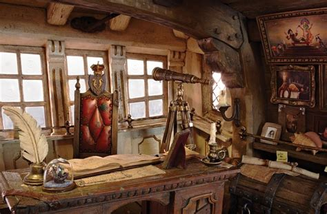 10 Best Captain's Quarters (pirate Ship Bedroom) Images On