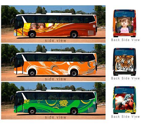 bus painting design madurai   animation companies