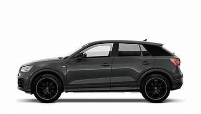Audi Q2 Edition Tango Grey Nano Metallic