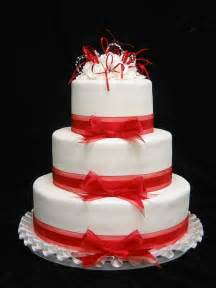 Inexpensive Wedding Cake