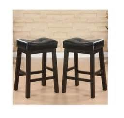 kitchen island stool height backless bar stools leather saddleback counter height kitchen island furniture ebay