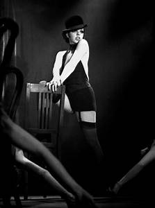 Liza Minelli, playing Sally Bowles: Cabaret. Directed by ...