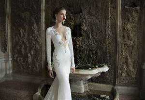 stunning new 2014 winter collection from berta bridal nu With designer winter wedding dresses