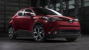 2017 Toyota C-hr Australian-spec Revealed