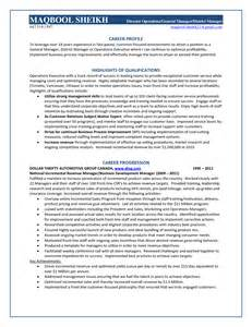 Restaurant District Manager Resumes by Regional Manager Resume District Manager Resume Sle District Manager Cover Letter Sle