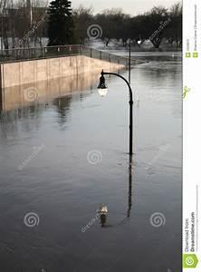 Flood light stock photo image