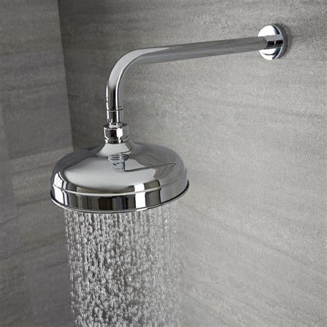 doccia circolare soffione doccia tradizionale circolare di 193mm e braccio