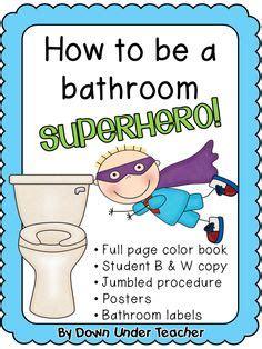 1000 ideas about bathroom procedures on pinterest