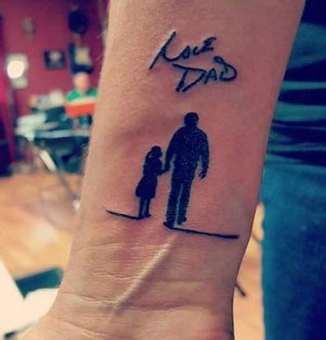 Small Tattoos Memory Dad besten memorial tattoos designs ideen 470 x 491 · jpeg