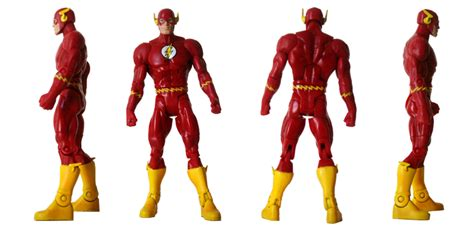 What Does Dcu Stand For by Figure Friday The Flash Dcu Classics Series 7