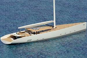 Le Wally 145 Un Superyacht Voile Truff D39innovations