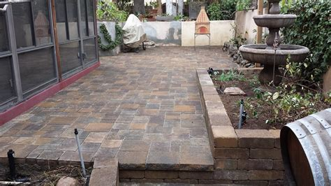 interlocking paver contractors san diego pavers