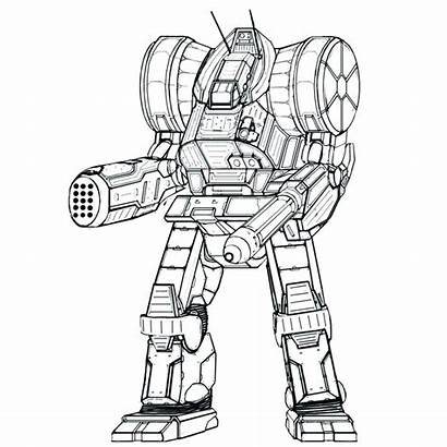 Coloring Zeus Pages Steel Mech Atom Drawing