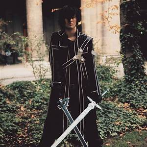 Sword Art Online: Kirito #Cosplay - Viki Secrets