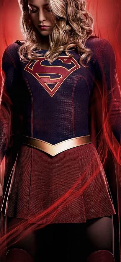 Supergirl 4k Season Superman Iphone Melissa Benoist