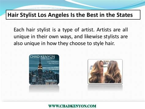 hair stylist los angeles