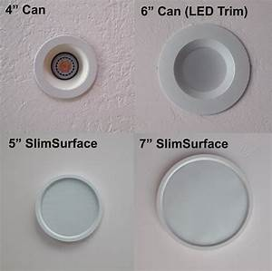 Recessed lighting trim sizes : Pendant light kit for can lights recessed