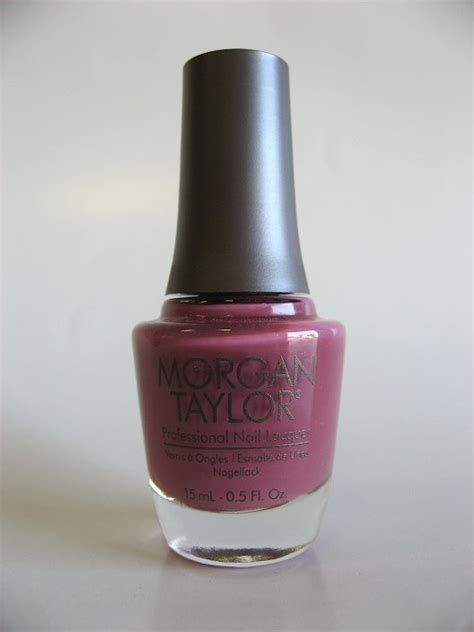 morgan taylor nail polish  figure  heartbreaks