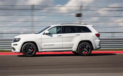 2014 Jeep Grand Cherokee SRT First Drive   Truck Trend