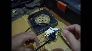 Belajar Service Mesin Cuci Tentang Cara Kerja Drain Motor