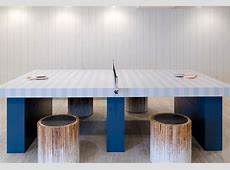 Modern Ping Pong Tables Design Ideas