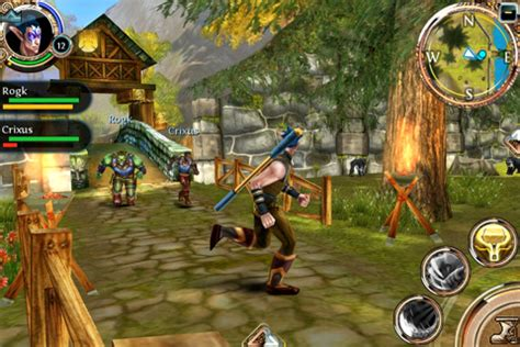 best iphone mmorpg gameloft s mmo for ios makes 1 million in 20 days