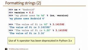 python programming essentials m9 string formatting With python string template