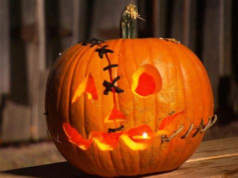 creative pumpkin carving design ideas  halloween