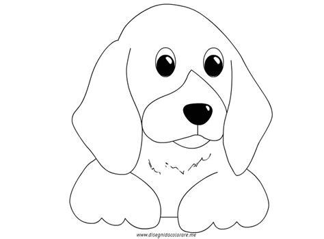 cane da colorare disegni da colorare  disegno cane da