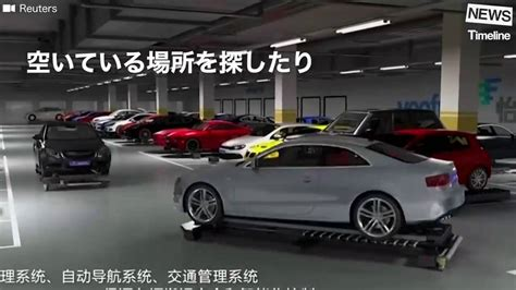 Best Automatic Car Parking System  Future Concept Youtube