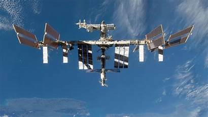 Station Space International Background Wallpapers