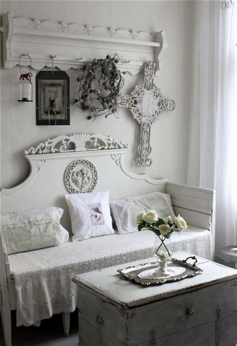Make A White Living Room Chic Unique by 55 Shabby Chic Living Room Ideas 2018