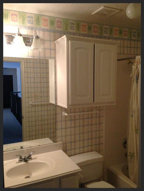 upstairs bathroom   fresh update