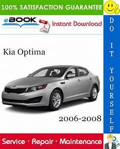 Kia Optima Service Repair Manual 2006
