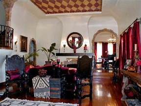 Spanish Decor Living Room by Spice Up Your Casa Spanish Style Interior Design Styles