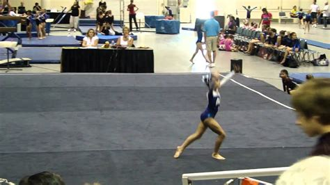 Kailyn Torres (KCT) - Gymnastics Level 4 Floor Routine ...