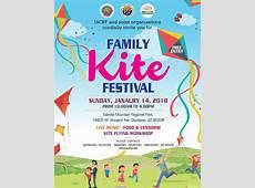 Family Kite Festival in Estrella Mountain Regional Park