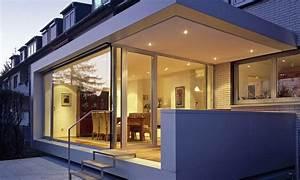 Hausanbau Selber Bauen : ein zimmer mehr platzgewinn durch glas anbau das haus ~ Markanthonyermac.com Haus und Dekorationen