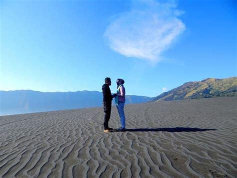 padang pasir berbisik pelengkap bromo  penuh misteri