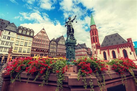 top reasons visit frankfurt germany