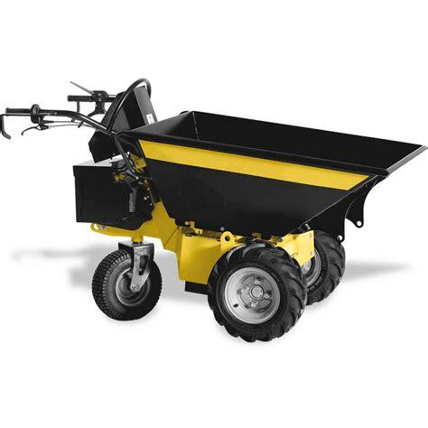 chariot cuisine location brouette à moteur électrique cu 300 kg deblayer