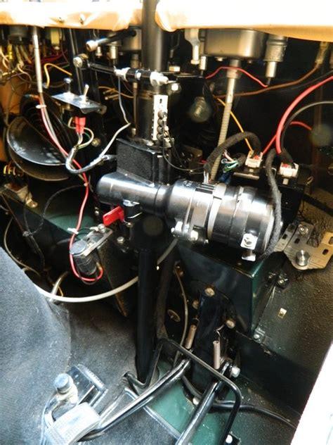 ez electric power steering   classic  triumph