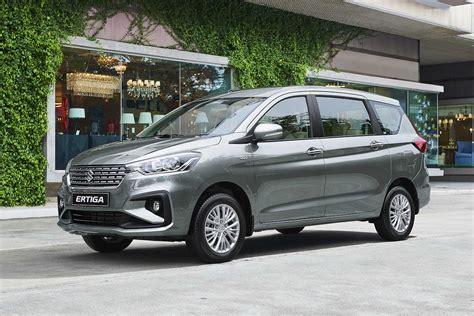 2019 Suzuki Ertiga by The 2019 Suzuki Ertiga Black Edition Answers The Prayers