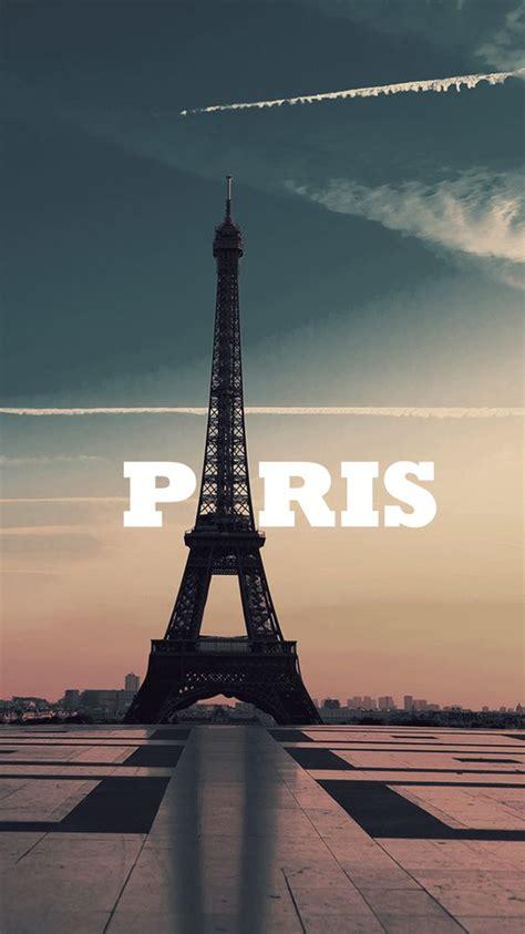 Black Wallpaper Iphone Eiffel Tower by Eiffel Tower Typography Iphone 6 Wallpaper Ipod