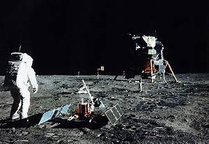 First men on the moon 45th Anniversary: Neil Armstrong and ...