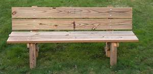 HandymanUSA - Building a Garden Bench