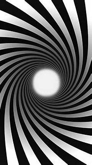 Bond Swirl Wallpaper | Wall Decor | Optical illusions art ...
