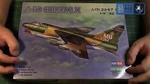 Rmc Kit Review - Hobby Boss 1 72 A-7d Corsair Ii